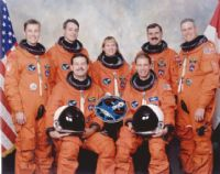 STS- 90 Official NASA Crew Portrait